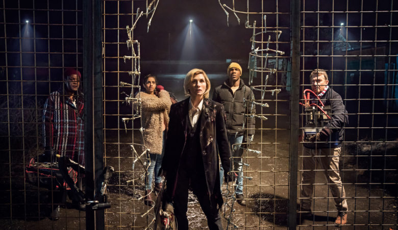 Jodie Whittaker is the Iconic Time Lord as All-New DOCTOR WHO Premieres October 7 During Space's Nationwide Freeview