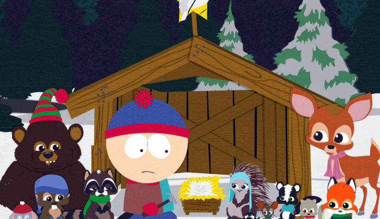 Much Celebrates the Holidays with a 20-Season, 277-Episode Epic SOUTH PARK Marathon, Beginning Christmas Eve