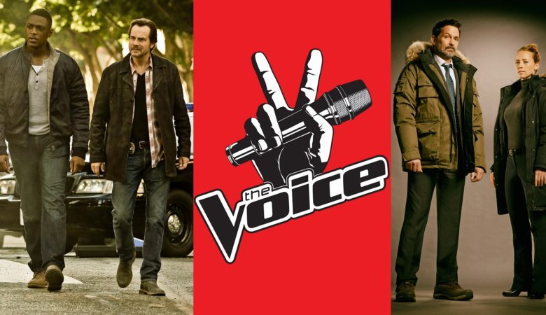 THE VOICE Returns to CTV, Joining New Series TRAINING DAY and New Original Event Series CARDINAL, to Anchor the Network's 2017 Winter Schedule