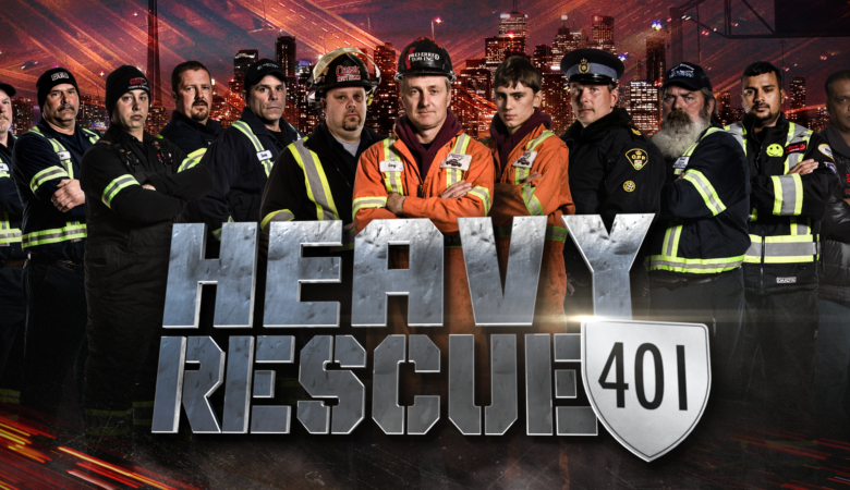 The Road Angels of Hit Series HEAVY RESCUE: 401 Continue the Good Fight Across North America's Busiest Series of Highways During Season 2, Beginning Jan. 2 on Discovery