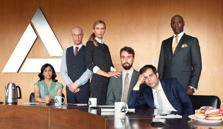 Much Makes the Work Week Great Again with New Series CORPORATE Joining Fan-Favourites DRUNK HISTORY and ANOTHER PERIOD, This January