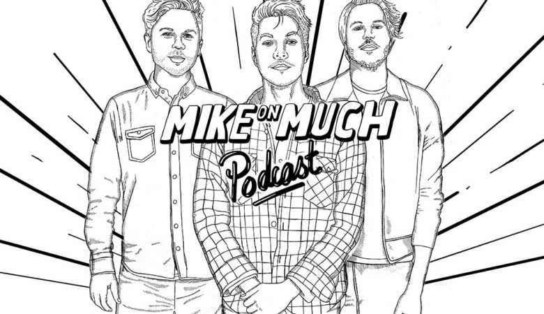 MIKE ON MUCH PODCAST Celebrates Episode 100