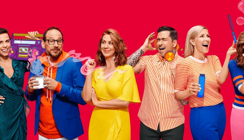 Nouvelle campagne de Rouge FM : Écoutez la différence!