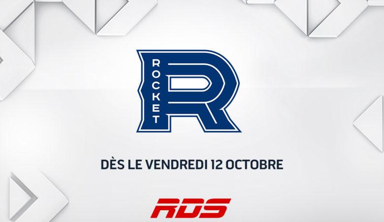 RDS présente 18 matchs du ROCKET DE LAVAL  dès le vendredi 12 octobre