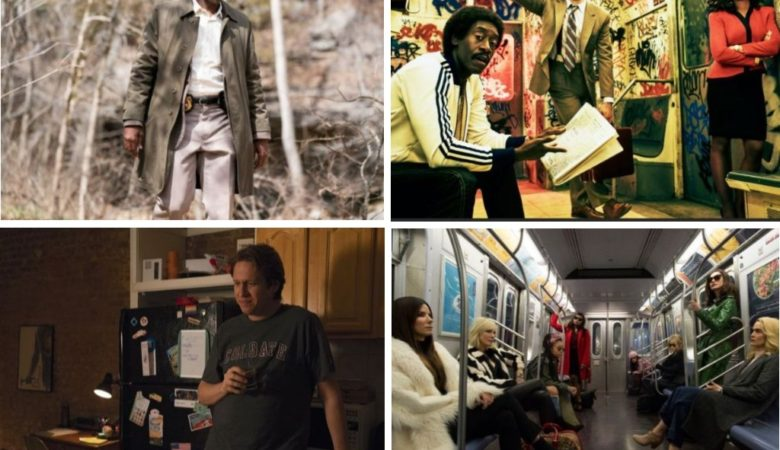 Crave Highlights for January: HBO's TRUE DETECTIVE Returns, the New SHOWTIME® Series BLACK MONDAY Debuts, and Ocean's 8, Hotel Transylvania 3, and Sicario 2 Premiere