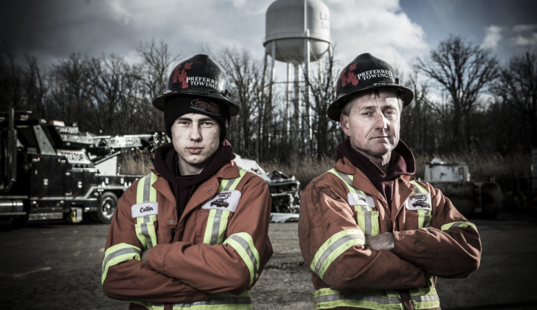 Are our highways safe? Blunt answers from the stars of HEAVY RESCUE: 401