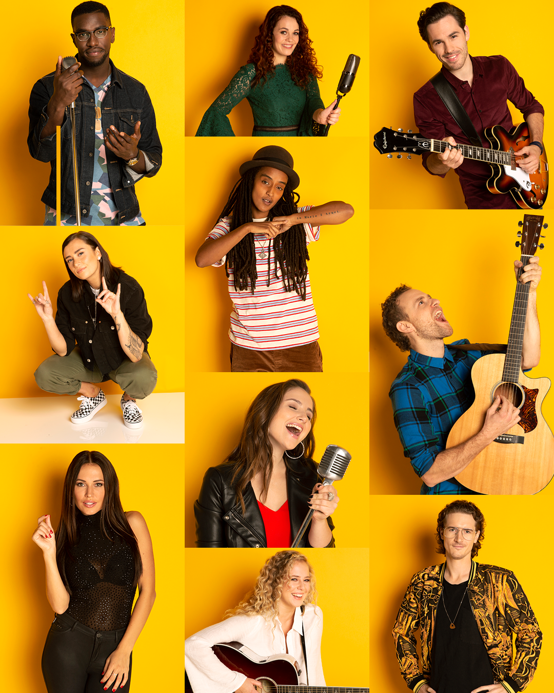 Ctv Reveals The 30 Aspiring Artists Featured On Season 2 Of Hit
