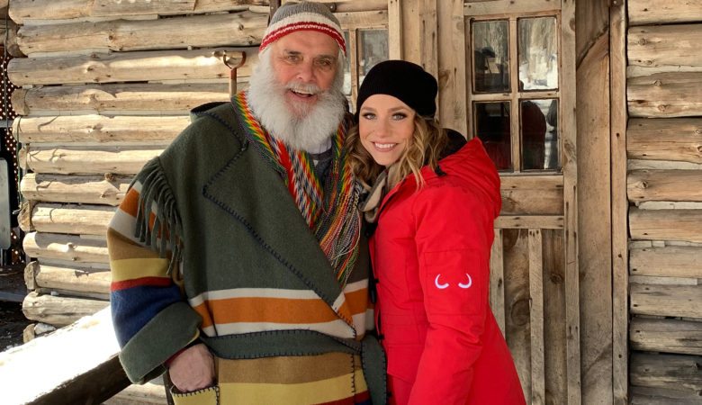 """A Sweet Springtime Tradition: CTV YOUR MORNING's Kelsey McEwen Taps Into Québec's """"Sugaring Off"""" Season"""