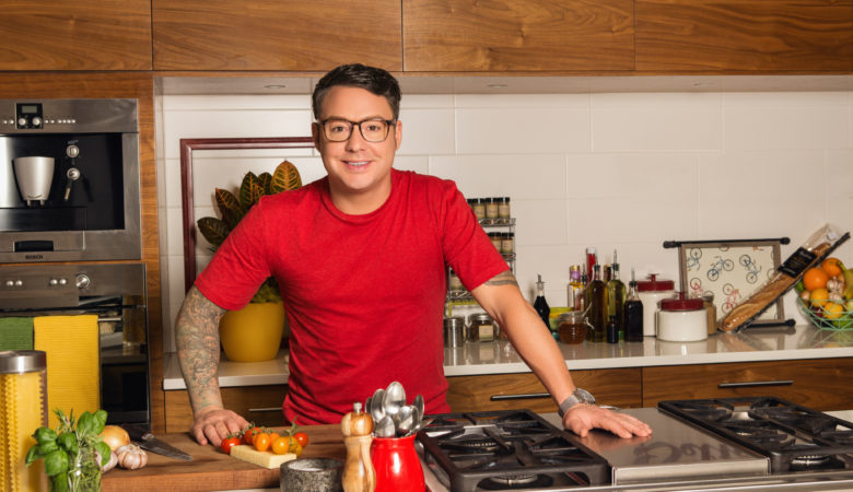 Spencer Watts of SPENCER'S BIG 30 to Young Adults: Cooking Isn't Scary!