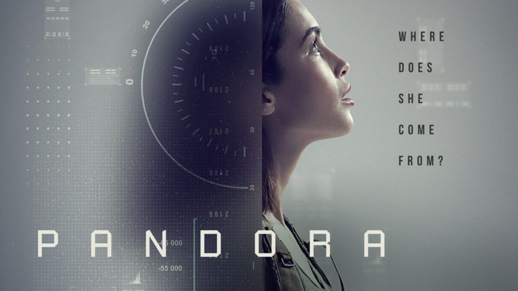 A New Heroine Comes to Light When All-New Sci-Fi Action Series PANDORA Premieres July 16, Exclusively on Space
