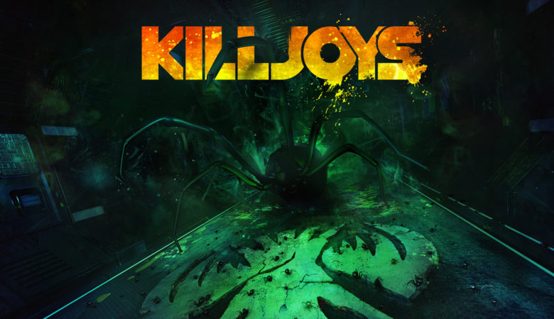 In Pursuit of its Last Warrant, Space Reveals Final Key Art for the Fifth and Final Season of its Original Series KILLJOYS, Premiering July 19