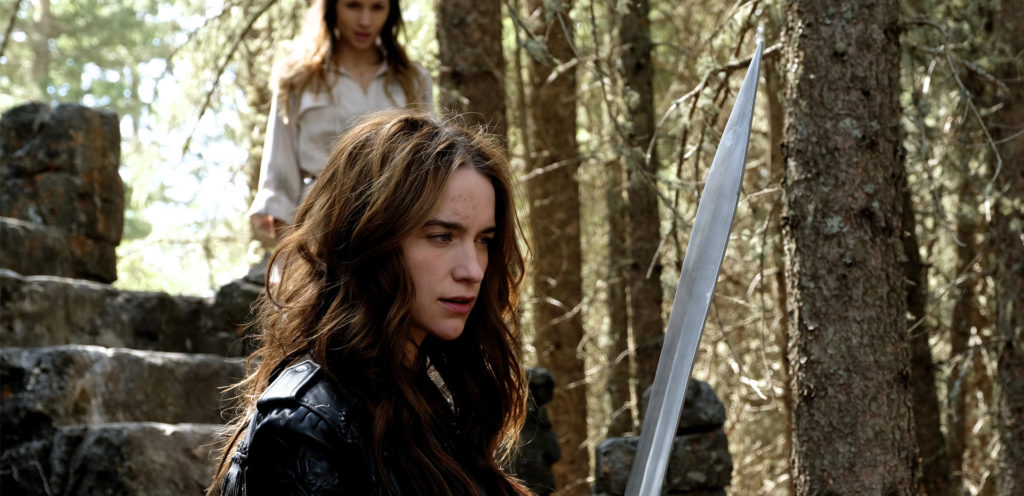 This Just in: SPACE, SYFY, IDW ENTERTAINMENT, SEVEN24 FILMS ANNOUNCE RETURN TO PRODUCTION FOR WYNONNA EARP