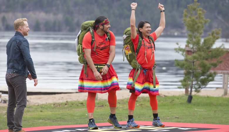 Married Couple Anthony and James Win Season 7 of CTV's THE AMAZING RACE CANADA