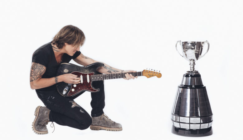 This Just In: FOUR-TIME GRAMMY© AWARD-WINNER KEITH URBAN TO TAKE CENTRE STAGE AT FREEDOM MOBILE GREY CUP HALFTIME SHOW