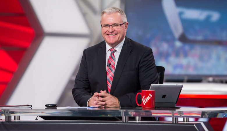Hockey Insider Bob McKenzie Signs New Contract with TSN