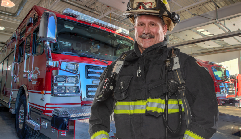 Mitigate Risk, Slow Down, and Respect Fire, says Chief Albert Bahri of HELLFIRE HEROES