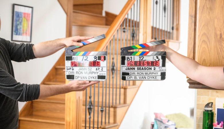 Production Underway on Season 2 of CTV's Hit Comedy JANN
