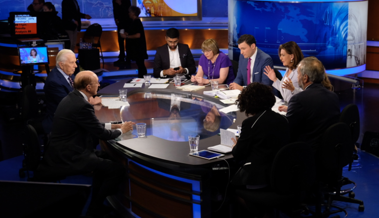 CTV News Wins Election Night with Canada's Most-Watched Federal Election Coverage