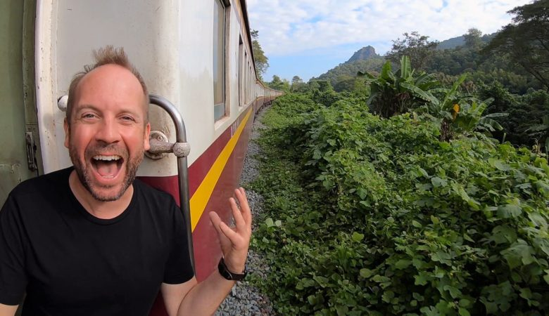 From Monkeys to Motion Sickness, Teddy Wilson is on Track for a New Season of MIGHTY TRAINS