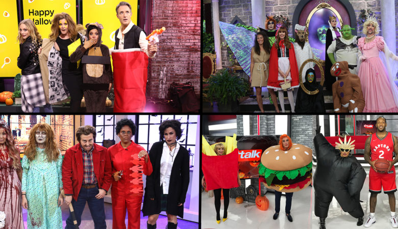 Bell Media Celebrates Halloween in Spooktacular Fashion