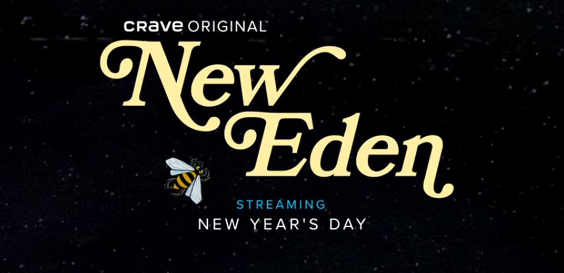 Official Trailer Released for Crave Original Series NEW EDEN, Dropping New Year's Day