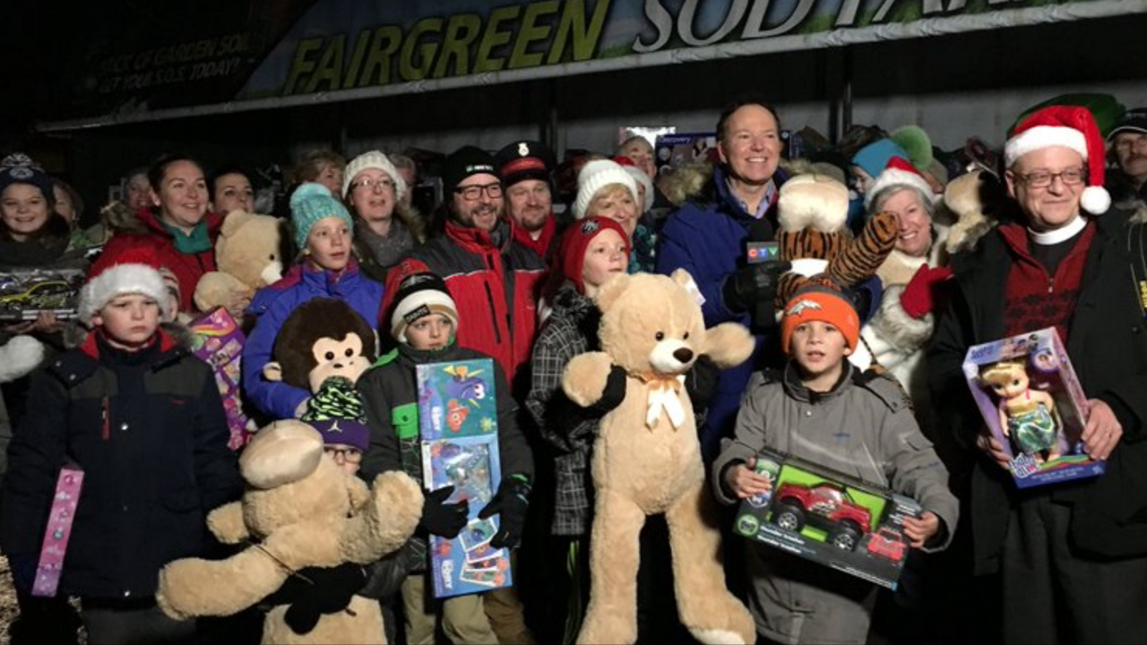CTV Toronto and The Salvation Army Present the 24th Annual TOY MOUNTAIN Campaign, Now Underway