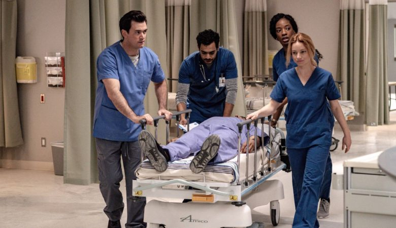 From Complete Immunity to Secret Fainting Spells, the Cast of TRANSPLANT Dishes on Their Squeamishness
