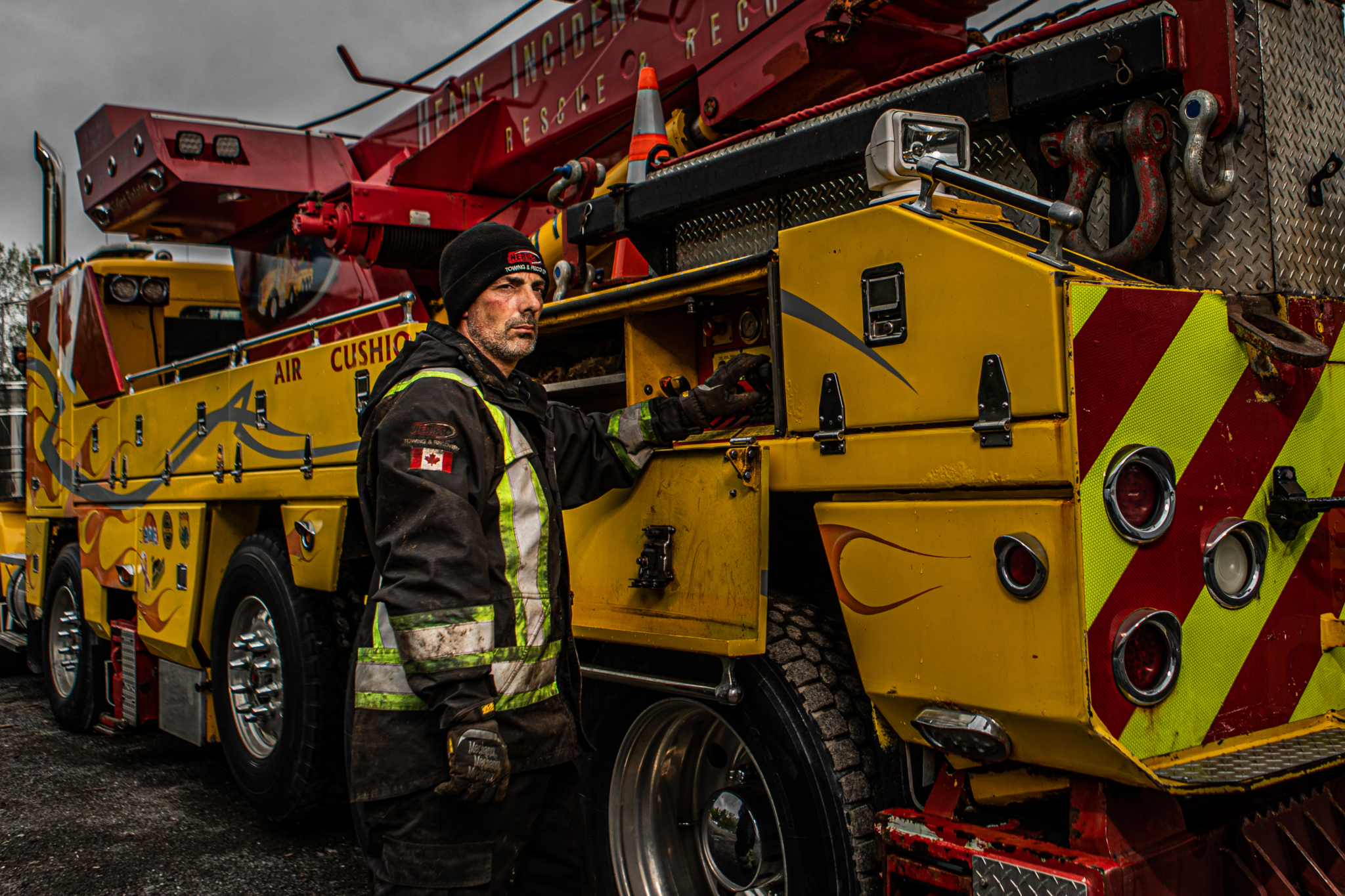 Season 4 of Smash Hit Original Series HEAVY RESCUE: 401 Revs with New High-Pressure Rescues and Recoveries, January 7 on Discovery