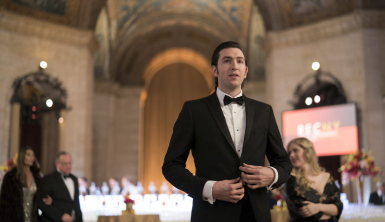 Is HBO's SUCCESSION More Like GAME OF THRONES or THE SOPRANOS? Nicholas Braun Weighs In