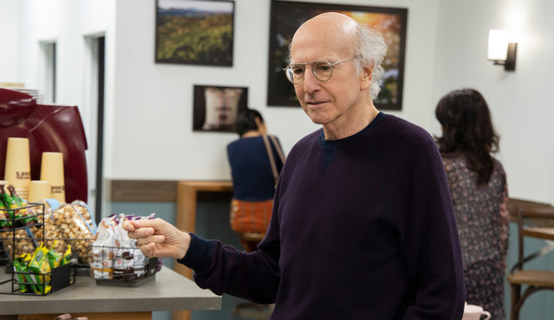 THIS JUST IN: CURB YOUR ENTHUSIASM Returns January 19, Exclusively on HBO