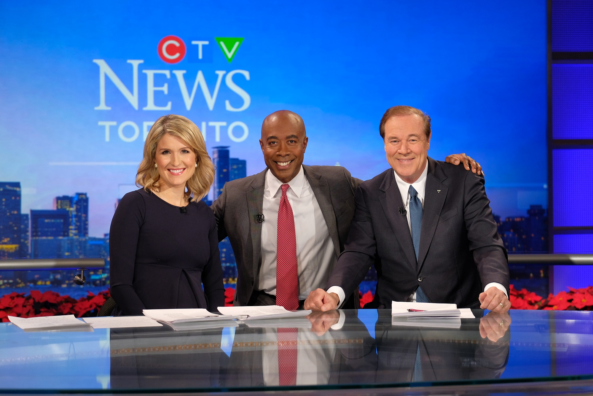 Nathan Downer Named Co-Anchor, CTV News Toronto