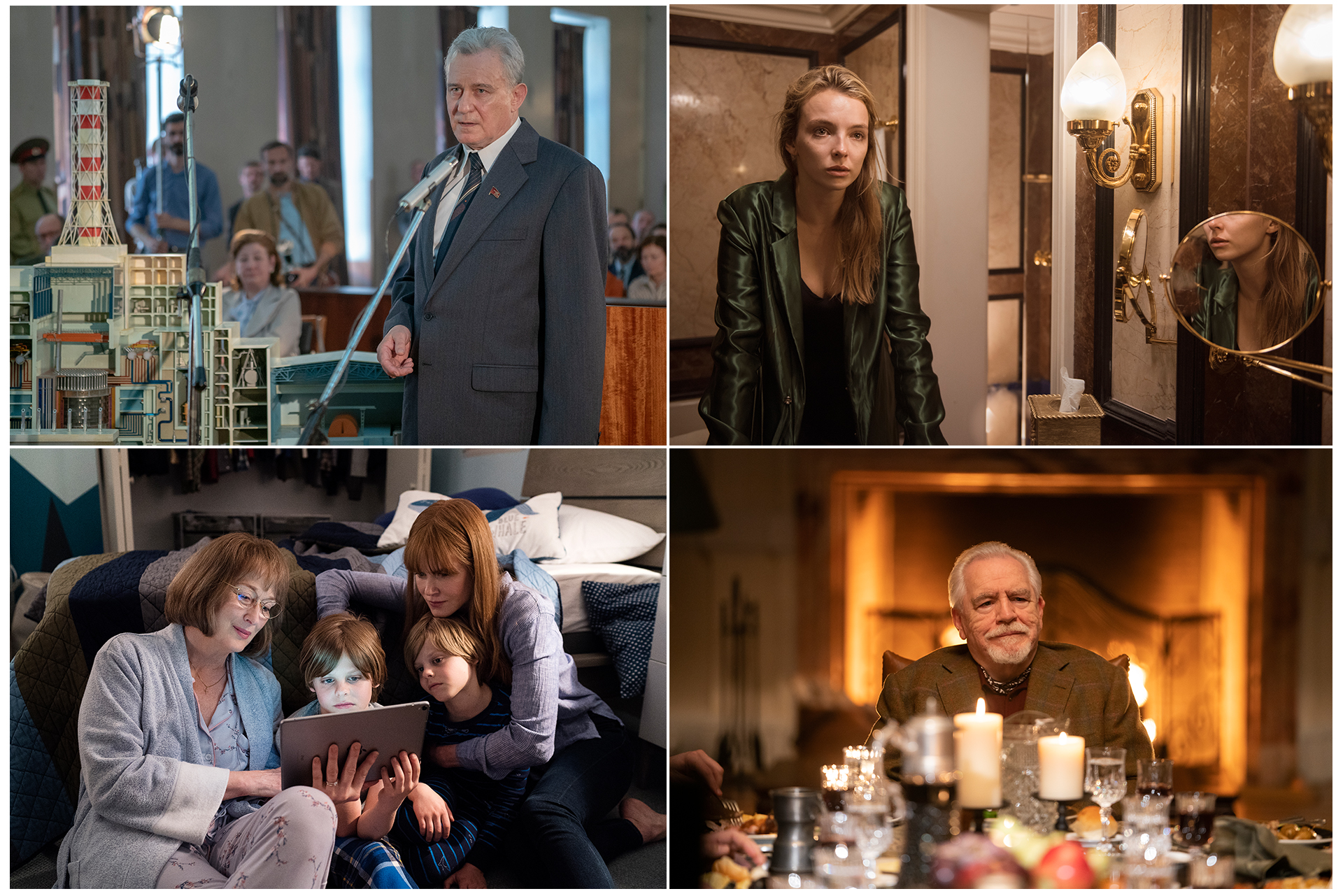 Golden Day for Bell Media Programming with 23 Nominations for the 77th GOLDEN GLOBE AWARDS