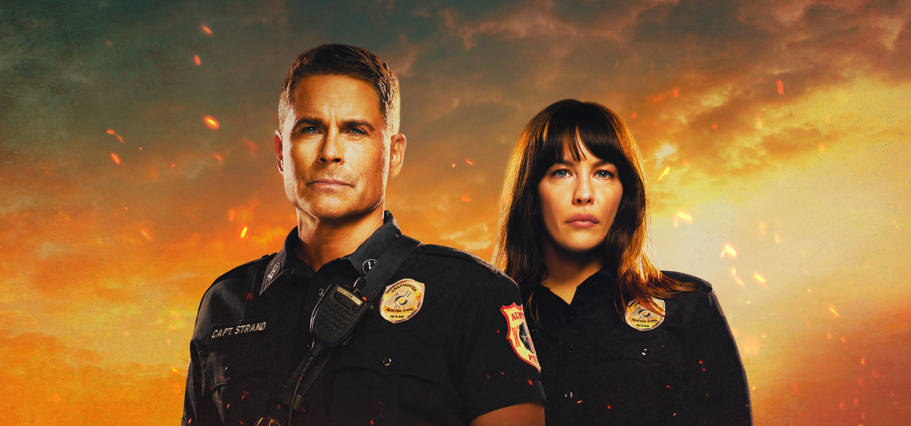 Rob Lowe and Liv Tyler Discuss their Characters in CTV's Highly-Anticipated New Series 9-1-1: LONE STAR, Premiering Jan. 19