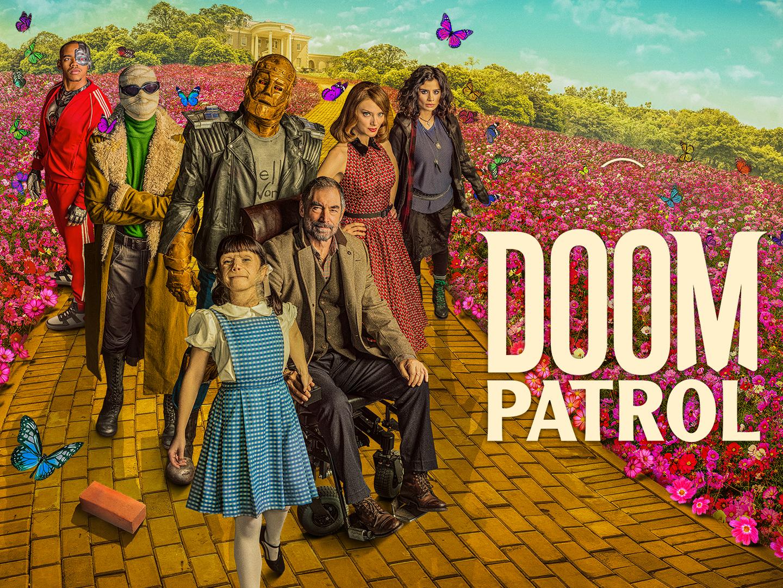 Doom Patrol Bell Media