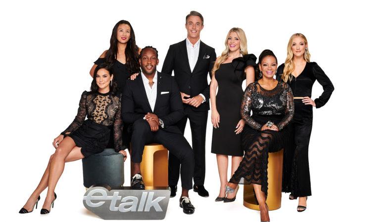 ETALK Kicks Off Season 18 with Canada's Most-Watched Coverage of the Toronto International Film Festival, Beginning September 5 on CTV