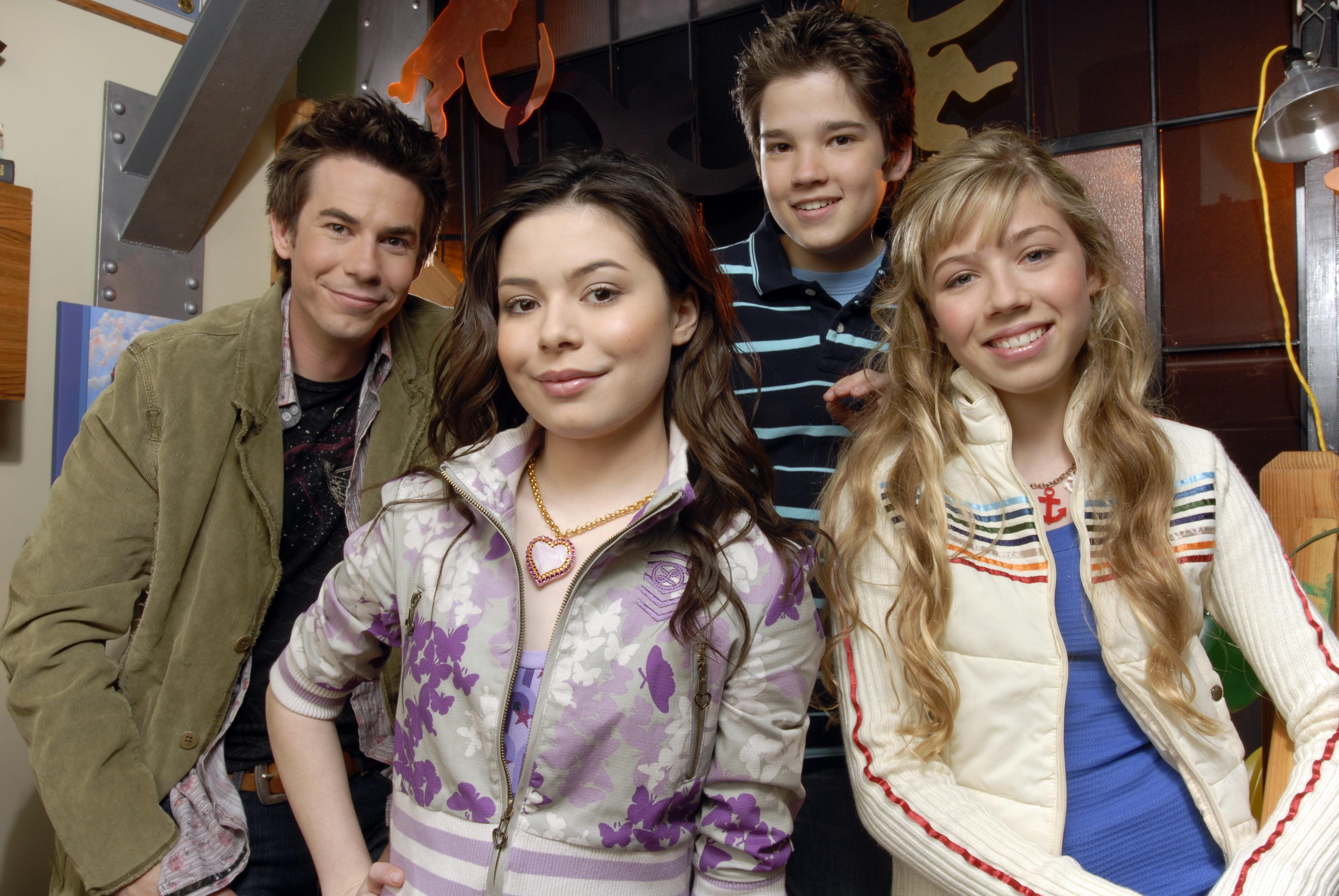 I Carly Cast: Bell Media