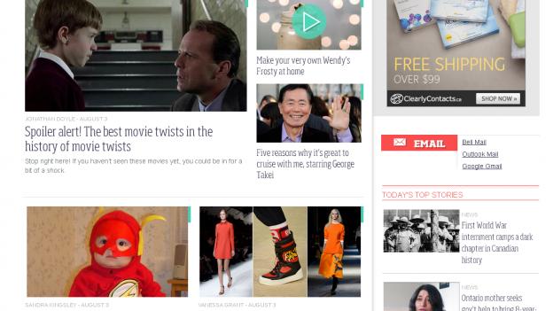 7a2a0a68502f Le but de cette relance est d inciter les visiteurs à communiquer entre eux  au moyen de vidéos et d articles qui les encouragent à partager du contenu  – un ...