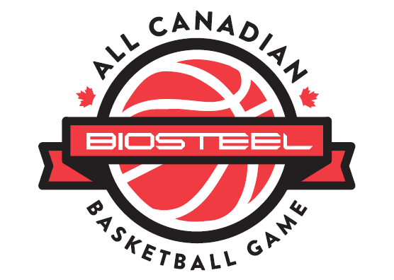 Biosteel All Canadian Basketball Game logo