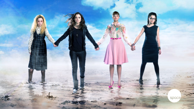 Canadian exclusive ORPHAN BLACK Season 3 artwork
