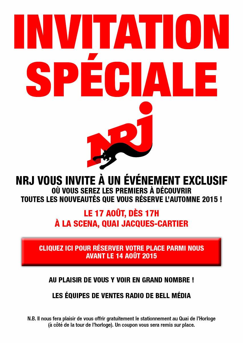 Invitation NRJ__14 aout