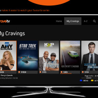 CraveTV Now Available on Samsung Smart TVs and Connected Blu-ray