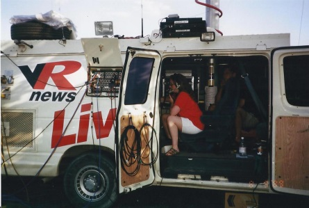 VR Day at Kempenfest in Barrie (2000)