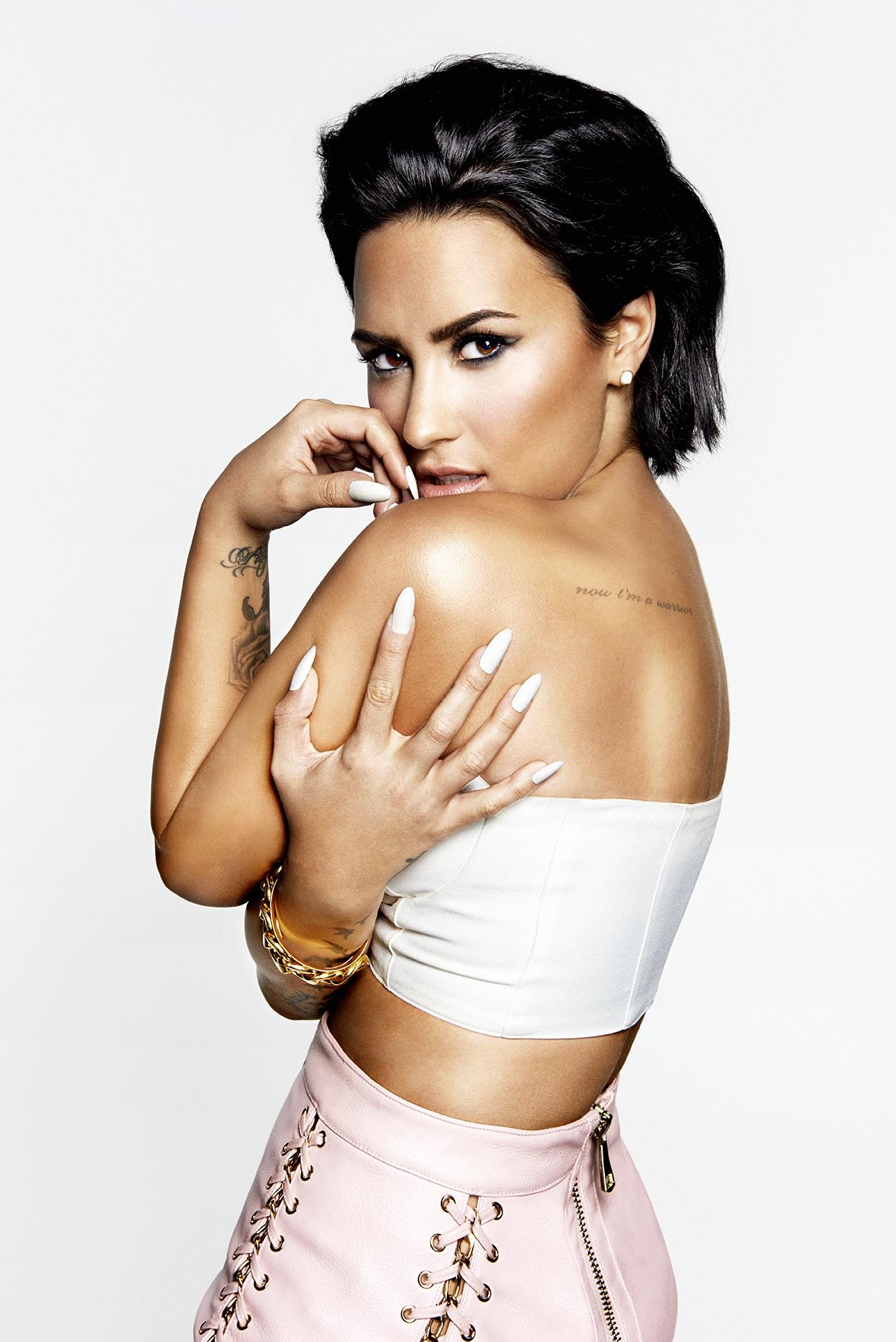 Demi Lovato - Headshot