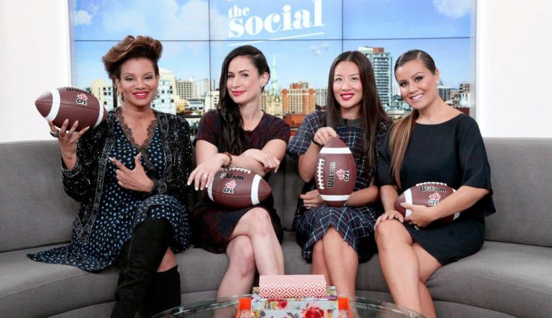 CTV's THE SOCIAL Co-Hosts Join the Biggest Party in Canada as Hosts of the Grey Cup Nissan Titan Halftime Show on TSN