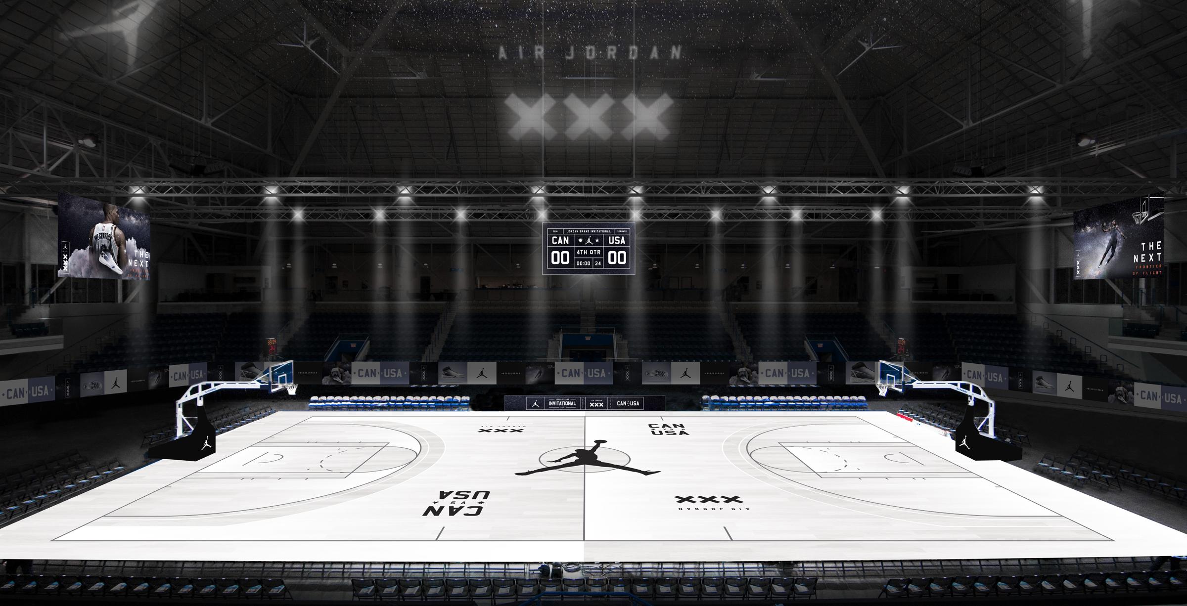 Jordan Brand Court