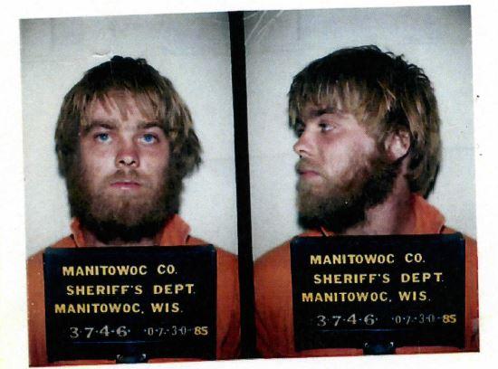 Steven Avery 85 Mugshot_2_Manitowoc County