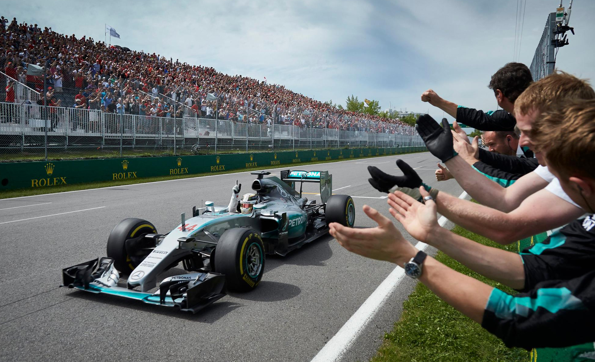 Lewis Hamilton CanadianGP