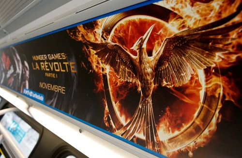 Astral Out-Of-Home Product - Affiches intérieures d'autobus