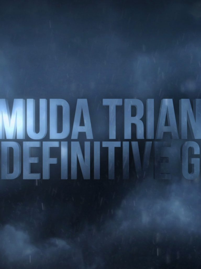 New Discovery Original Special BERMUDA TRIANGLE: THE DEFINITIVE