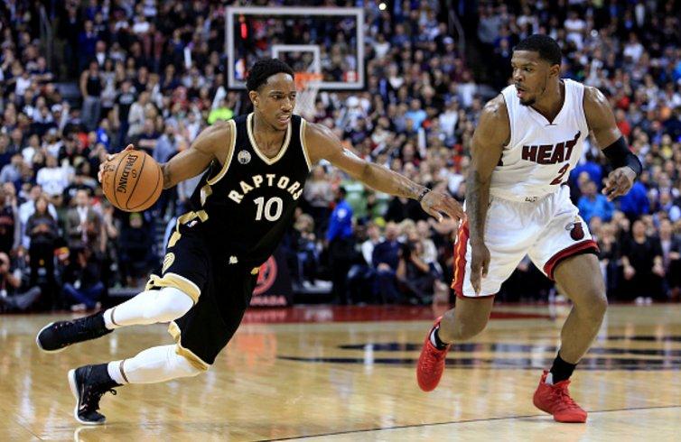 Raptors Playoffs Heat